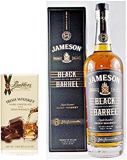 Jameson Black Barrel irischer Whiskey  Whiskey Schokolade
