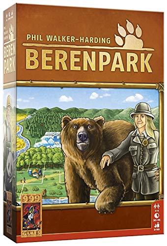 999 Games 999-Ber01 Berenpark Bordspel Bordspel, Alle Kleuren