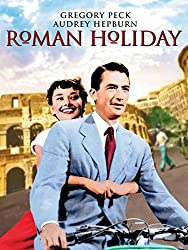 ローマの休日 オードリー・ヘップバーン グレゴリー・ペック