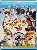 Animals United (3D) (Blu-Ray 3D+Blu-Ray) [Italian Edition]