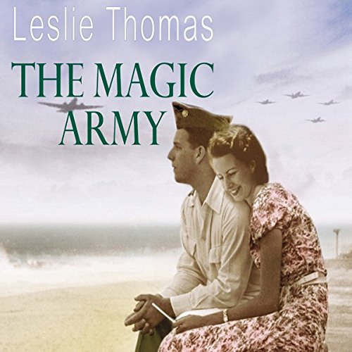 The Magic Army cover art