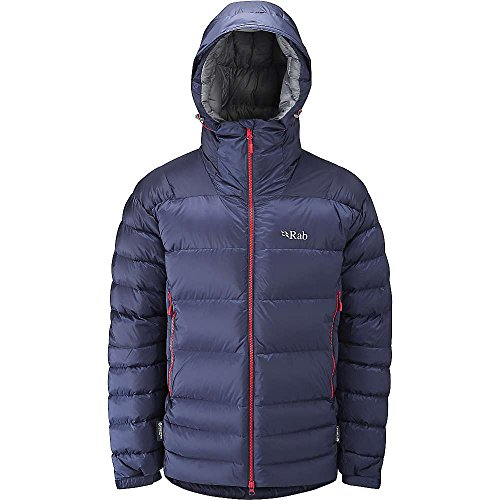 RAB MENS POSITRON JACKET TWILIGHT/ZINC (X-LARGE)