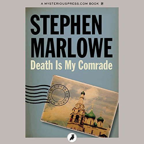 Couverture de Death Is My Comrade