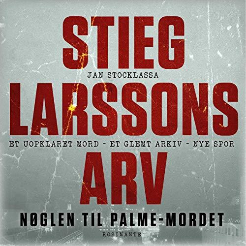 Couverture de Stieg Larssons arv
