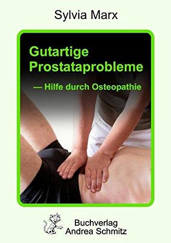 Gutartige Prostataprobleme - Hilfe durch Osteopathie