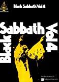 Black Sabbath Vol. 4 Songbook (Guitar Recorded Versions)