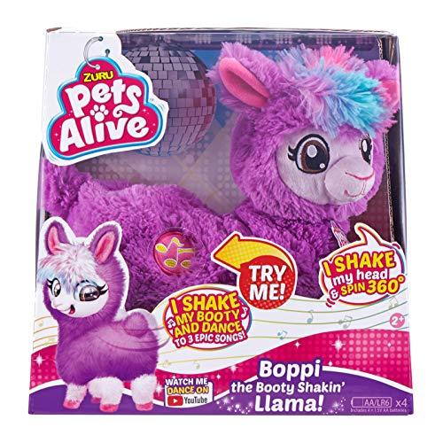 Llama Dancing Toy
