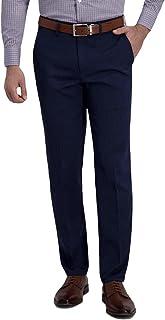 Haggar H26 Men's Flex Series Slim Fit Dress Pants -