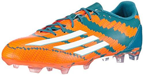 adidas Performance Herren Messi 10.2 FG Fußballschuhe, Orange (Power Teal F14/Ftwr White/Solar Orange), 44 EU