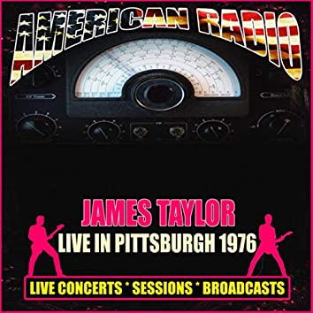 Live in Pittsburgh 1976 (Live)