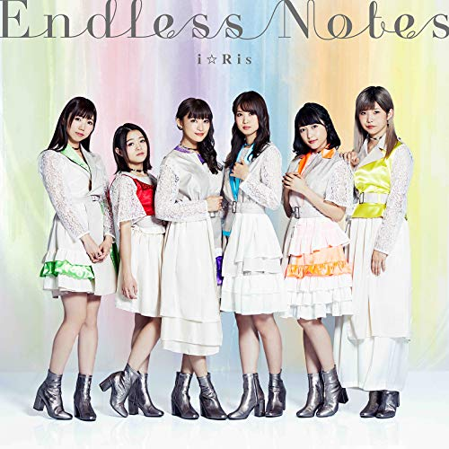 [Single]Endless Notes – i☆Ris[FLAC + MP3]