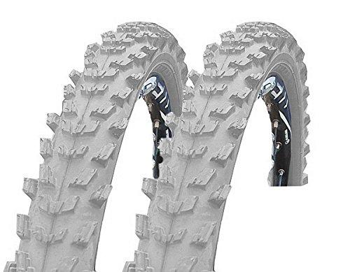 2 x Kenda K829 Fahrrad Reifen 24 x 1,95 | 50-507 grau SET NEU