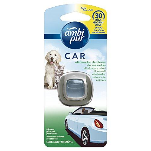 Ambipur frais Désodorisant pour voiture avec Clip – 1 pièce