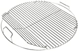 Grill Care 17433 Stainless Steel Grid Compatible with Weber 18.5' Charcoal Grills