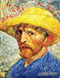 Van Gogh Agenda Diaria 2021: Autorretrato | Post Impresionismo | Planificador Enero a Diciembre 2021 | 52 Semanas Enero a Diciembre 2021 | Pintor Holandés