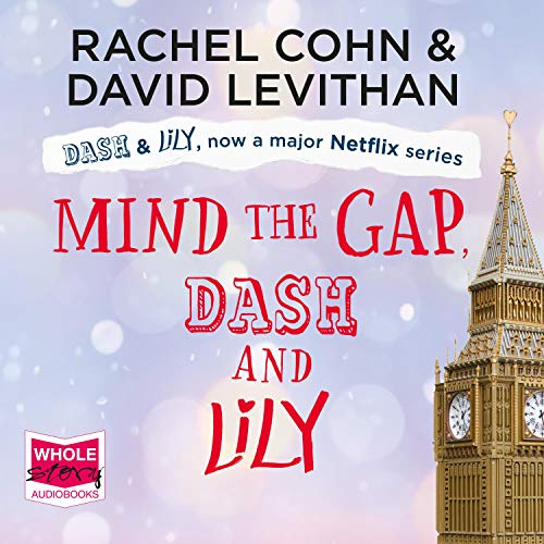 Mind the Gap, Dash & Lily cover art