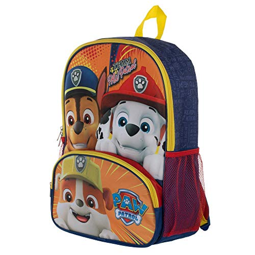 Paw Patrol Backpack Nickelodeon Bag School Supplies