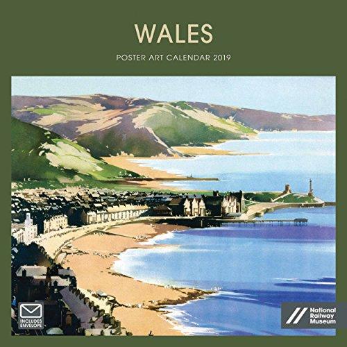 Wales Poster Art NRM Wiro W 2019 (Square Regional)