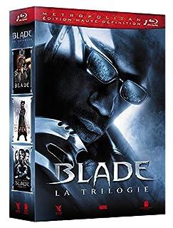 Blade la trilogie [Blu-ray] (B0089ZWDVM)   Amazon price tracker / tracking, Amazon price history charts, Amazon price watches, Amazon price drop alerts