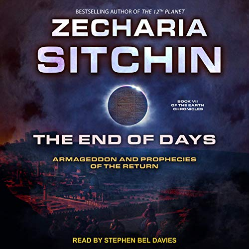 The End of Days audiobook cover art