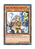 遊戯王 英語版 SDCH-EN002 Eria the Water Charmer 水霊使いエリア (ノーマル) 1st Edition