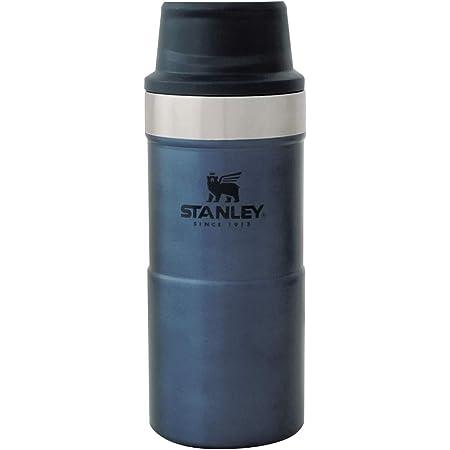 STANLEY(スタンレー) 新ロゴ クラシック真空ワンハンドマグII 0.35L ロイヤルブルー 保冷 保温 ワンタッチ マグ 保証 (日本正規品) 【在庫 無くなり次第 終売】