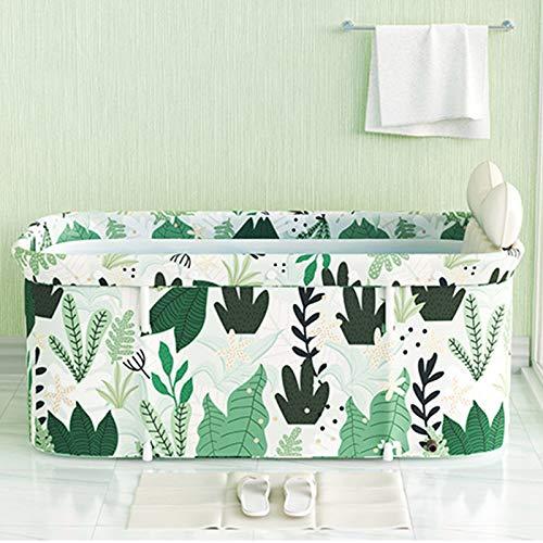 Bañera Plegable portátil para remojo, bañera Desmontable, tanto para adultos como para niños, Ideal Para Baño Caliente, Baño De Hielo