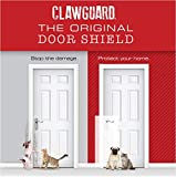 CLAWGUARD Original The Ultimate Door Scratch Shield, Frame & Wall Protection
