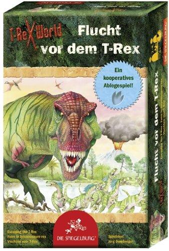 20989 - Die Spiegelburg - T-Rex World: Mitbringspiel - Flucht vor dem T-Rex
