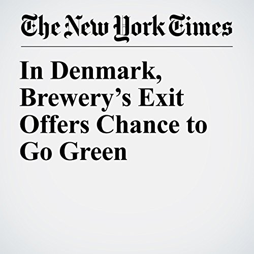In Denmark, Brewery's Exit Offers Chance to Go Green copertina