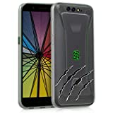 kwmobile TPU Silicone Case for Xiaomi Black Shark - Crystal