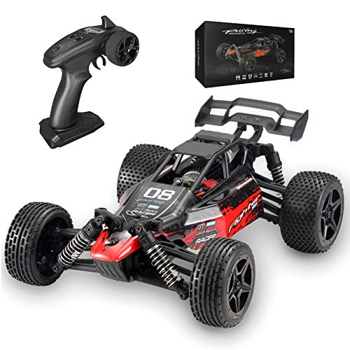 High Speed Remote Control 4WD All Terrain Off Road Monster Truck Now $46.19