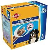 Pedigree Dentastix for Large Dogs 56 sticks 2160 g (Pack of 3)