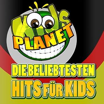 Die beliebtesten Hits für Kids