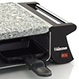 Zoom IMG-1 tristar raclette con griglia in