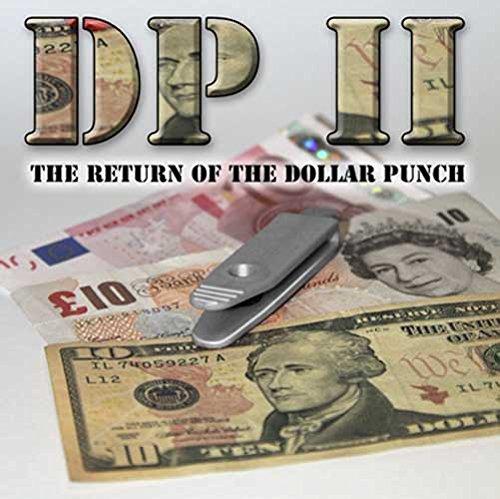 Magie DP 2 (Dollar Punch) by Card-Shark