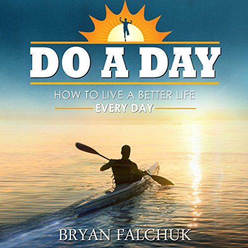 Do a Day audiobook cover art