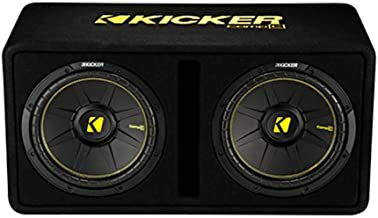 2 12 inch kicker comps with box