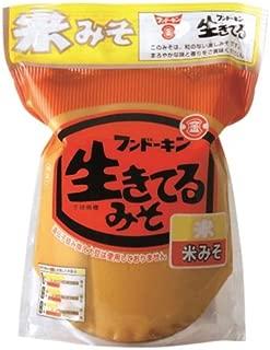 フンドーキン 生きてる米みそ 1kg