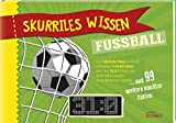 Skurriles Wissen: Fußball: der höchste Sieg in einem offiziellen Länderspiel war 31:0...und 99 weitere unnütze Fakten