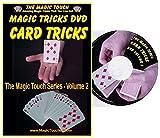 MAGIC CARD TRICKS - Amazing Card Tricks DVD Volume 2 - With Full...