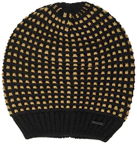 Antony Morato MMHA00275-AF030001-9000 Gorro/Sombrero, Negro, Talla única para Hombre