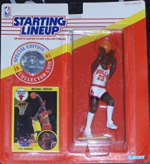 Starting Lineup Michael Jordan 1991 by Starting Line Up