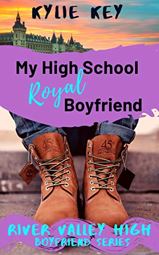 Book Cover for My High School Royal Boyfriend
