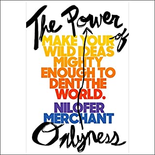 The Power of Onlyness audiobook cover art