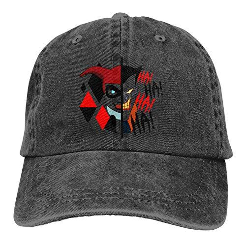 51EA++GZi3L Harley Quinn Baseball Caps