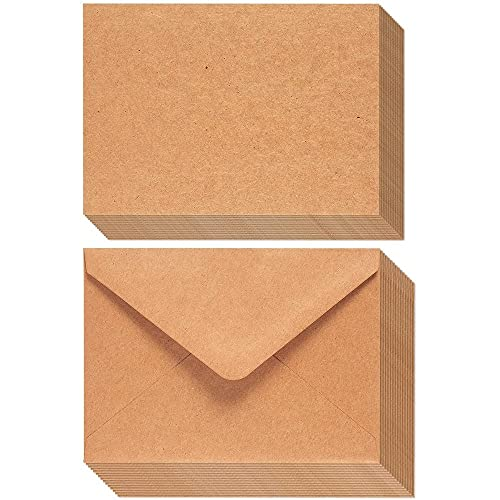 tarjeta kraft de la marca Best Paper Greetings