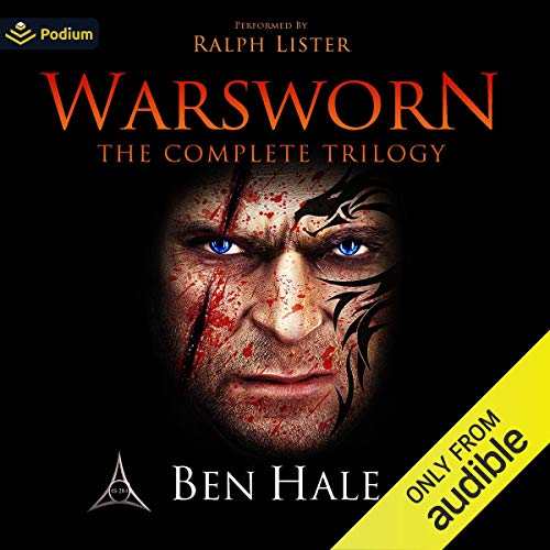 Warsworn: The Complete Trilogy cover art