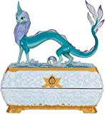 Disney Raya and The Last Dragon Sisu Dragon Chest Jewelry Box Features Color Changing Lights & Music