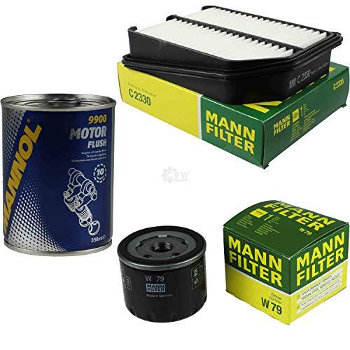 Original MANN-Filter Inspektionspaket Set SCT Motor Flush Motorspülung 11575917